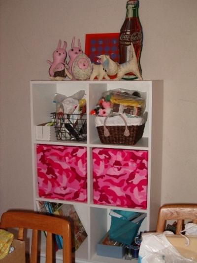 Newroomshelves